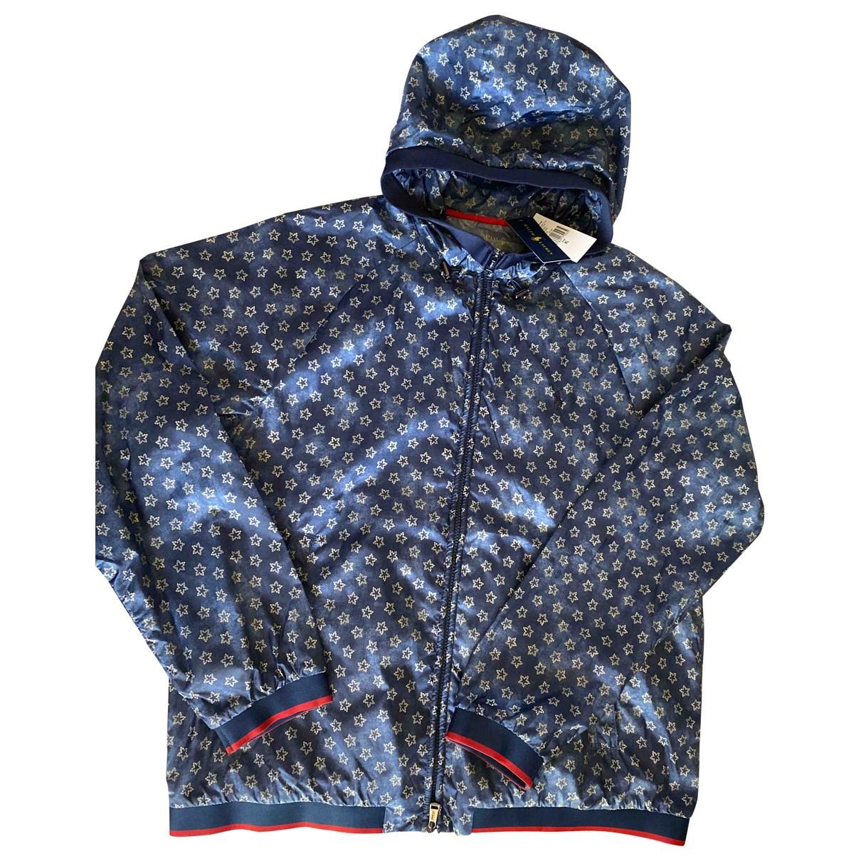 Polo Ralph Lauren \N Blue jacket  for Men XL International