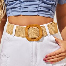 Solid Woven Belt