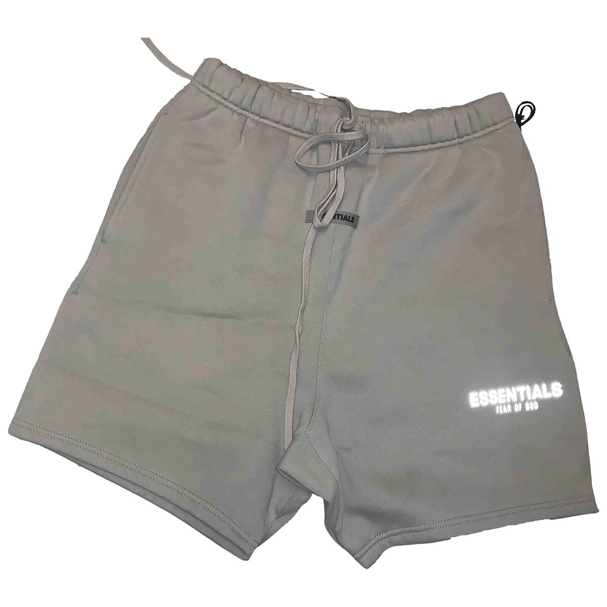 Fear Of God \N Shorts in Baumwolle