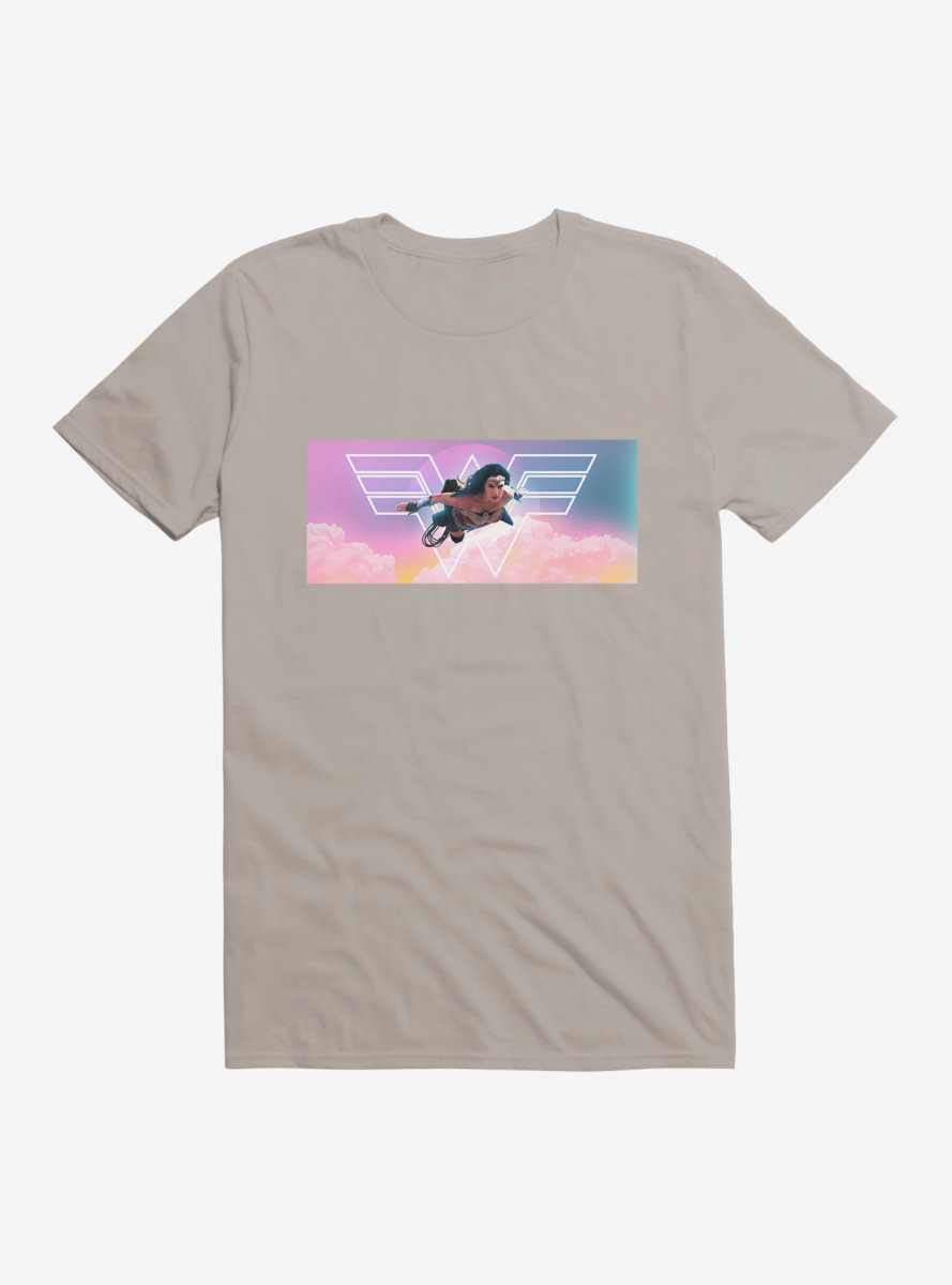 DC Comics Wonder Woman 1984 Diana In Flight T-Shirt