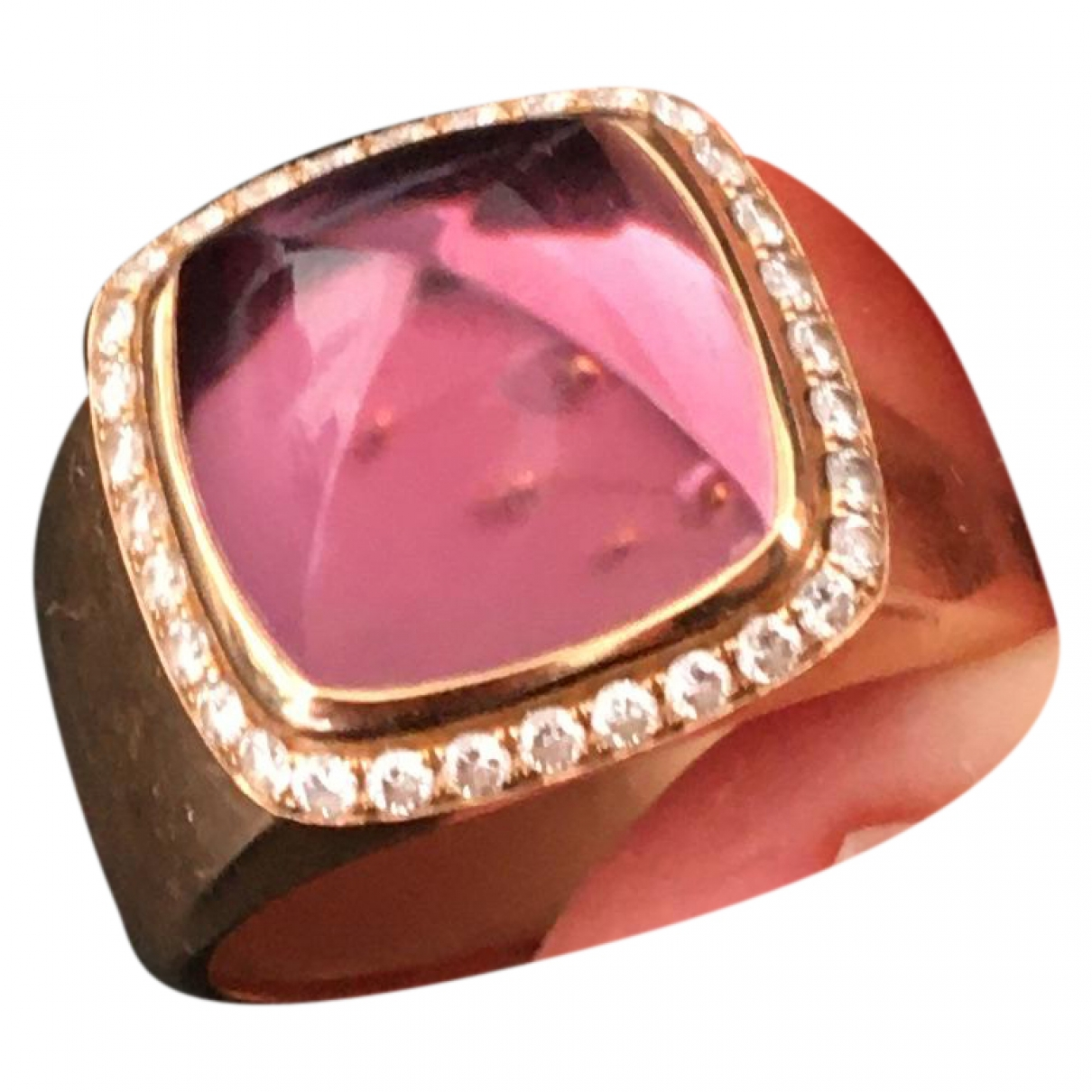Fred Pain de Sucre Ring in  Lila Rosegold