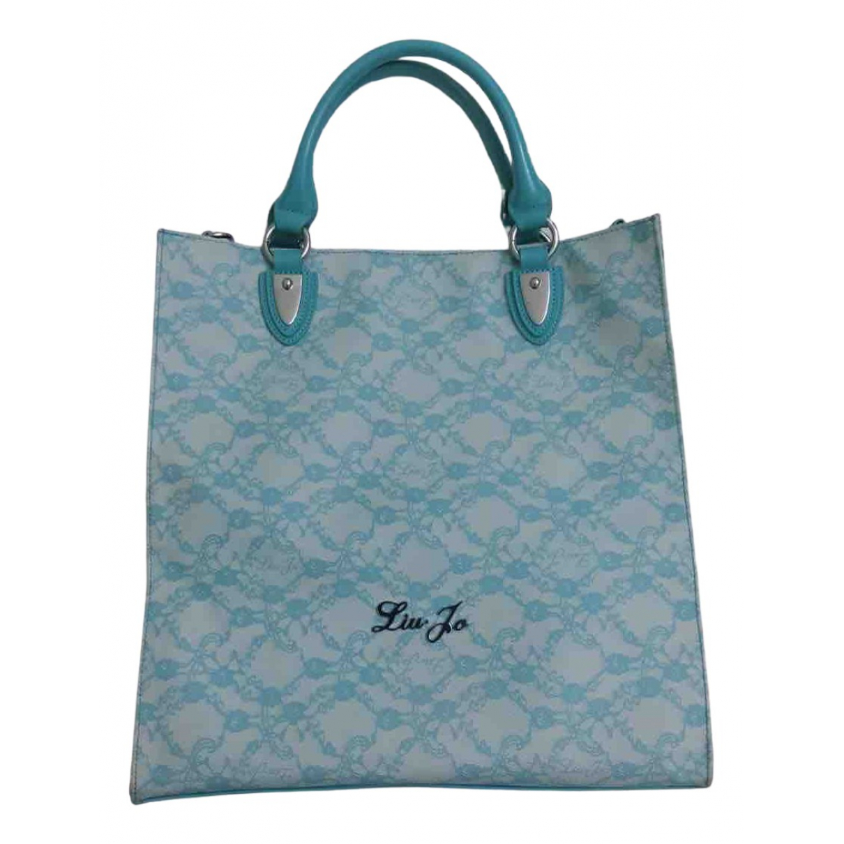 Liu.jo N Turquoise Cotton handbag for Women N