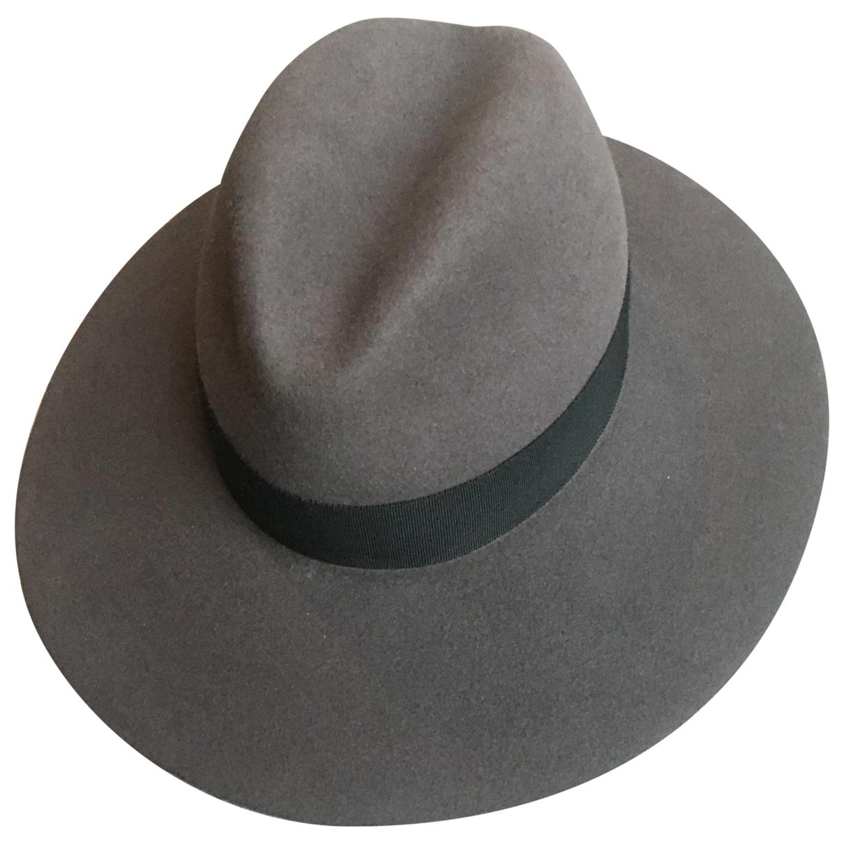 Sombrero de Conejo Saint Laurent