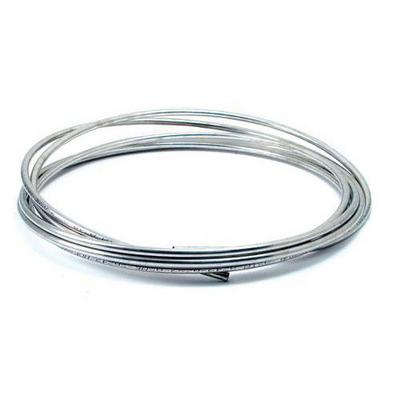 Classic Tube 5/16 Inch Stainless Steel Fuel Line Coil - C5S