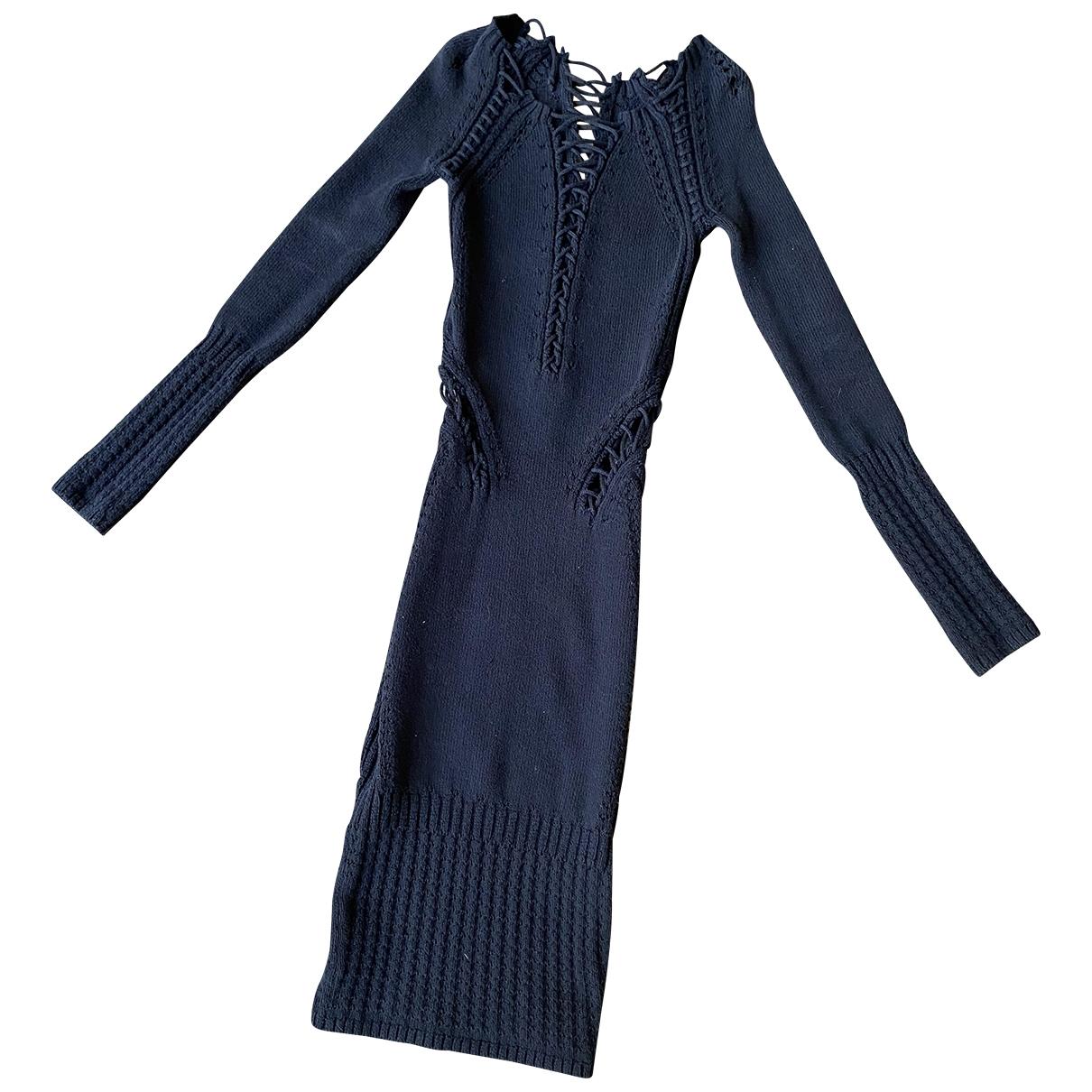 Cushnie Et Ochs - Robe   pour femme en coton - noir