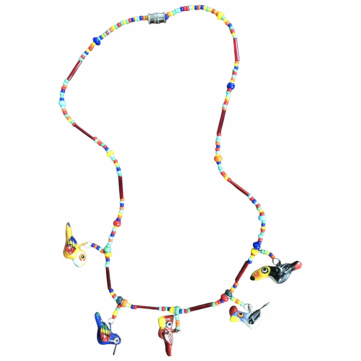 Non Signé / Unsigned \N Multicolour Wood Jewellery for Kids \N
