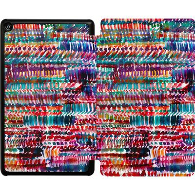 Amazon Fire HD 8 (2017) Tablet Smart Case - Rain von Amy Sia