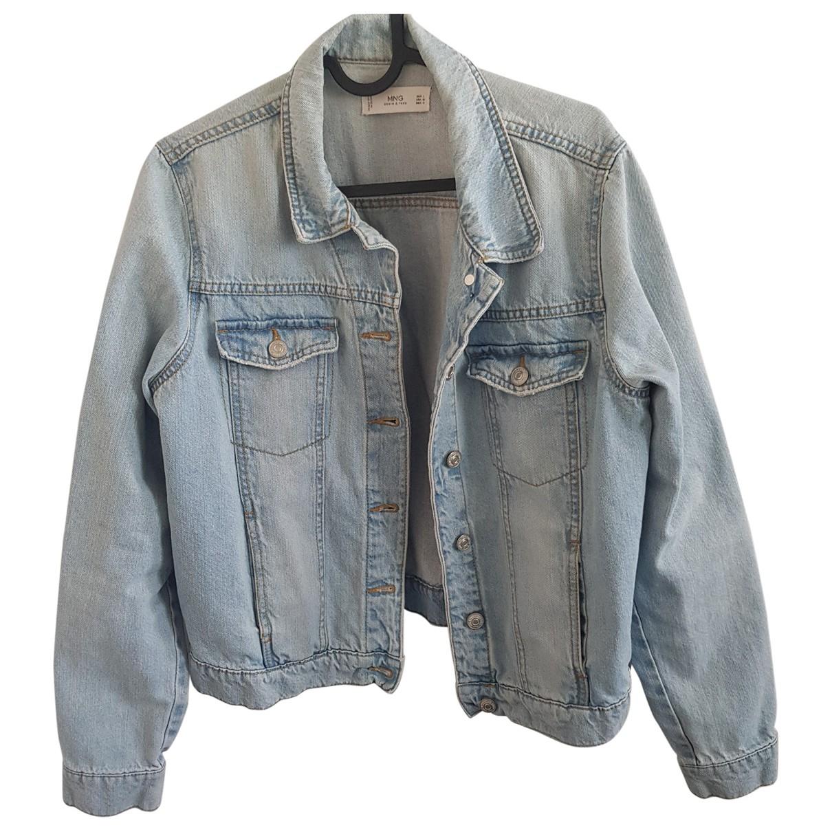 Mango \N Jacke in Denim - Jeans
