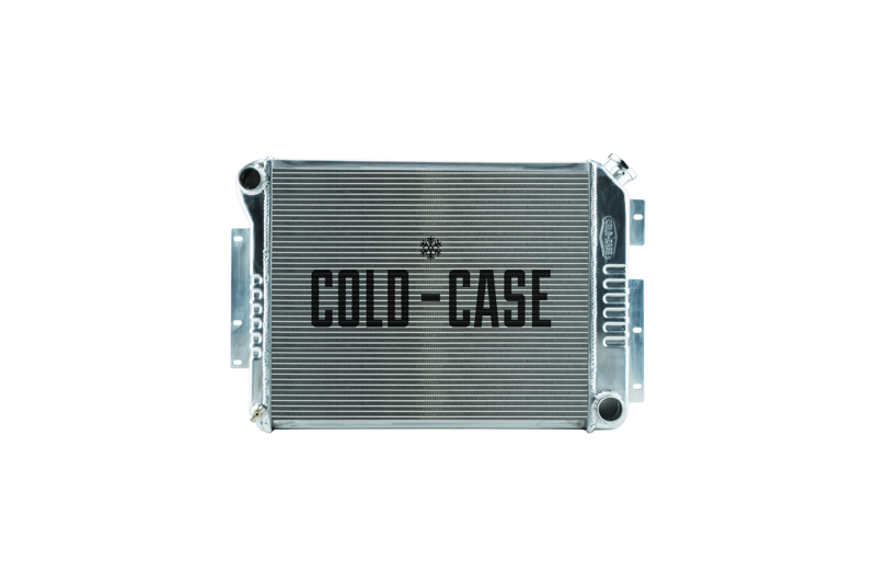 67-69 Camaro SB Aluminum Performance Radiator AT Cold Case Radiators CHC549A