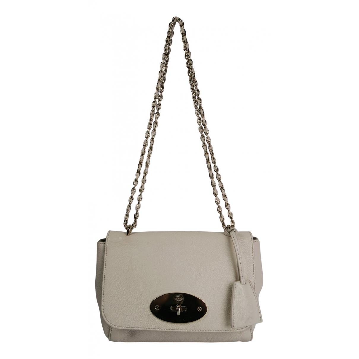 Mulberry N Beige Leather handbag for Women N
