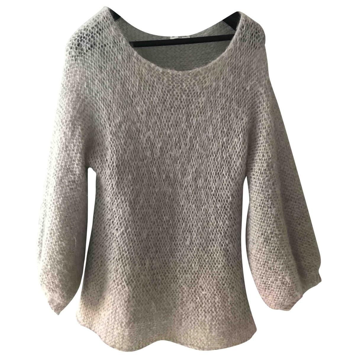 Mes Demoiselles ... \N Grey Wool Knitwear for Women 40 FR
