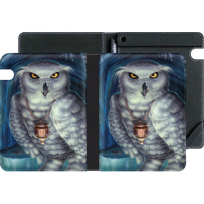 Amazon Kindle Voyage eBook Reader Huelle - Ed Beard Jr - Wizard Messenger Owl von TATE and CO