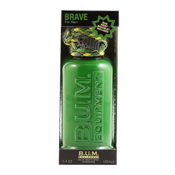 Brave - B.U.M. Equipment Eau de toilette en espray 100 ml