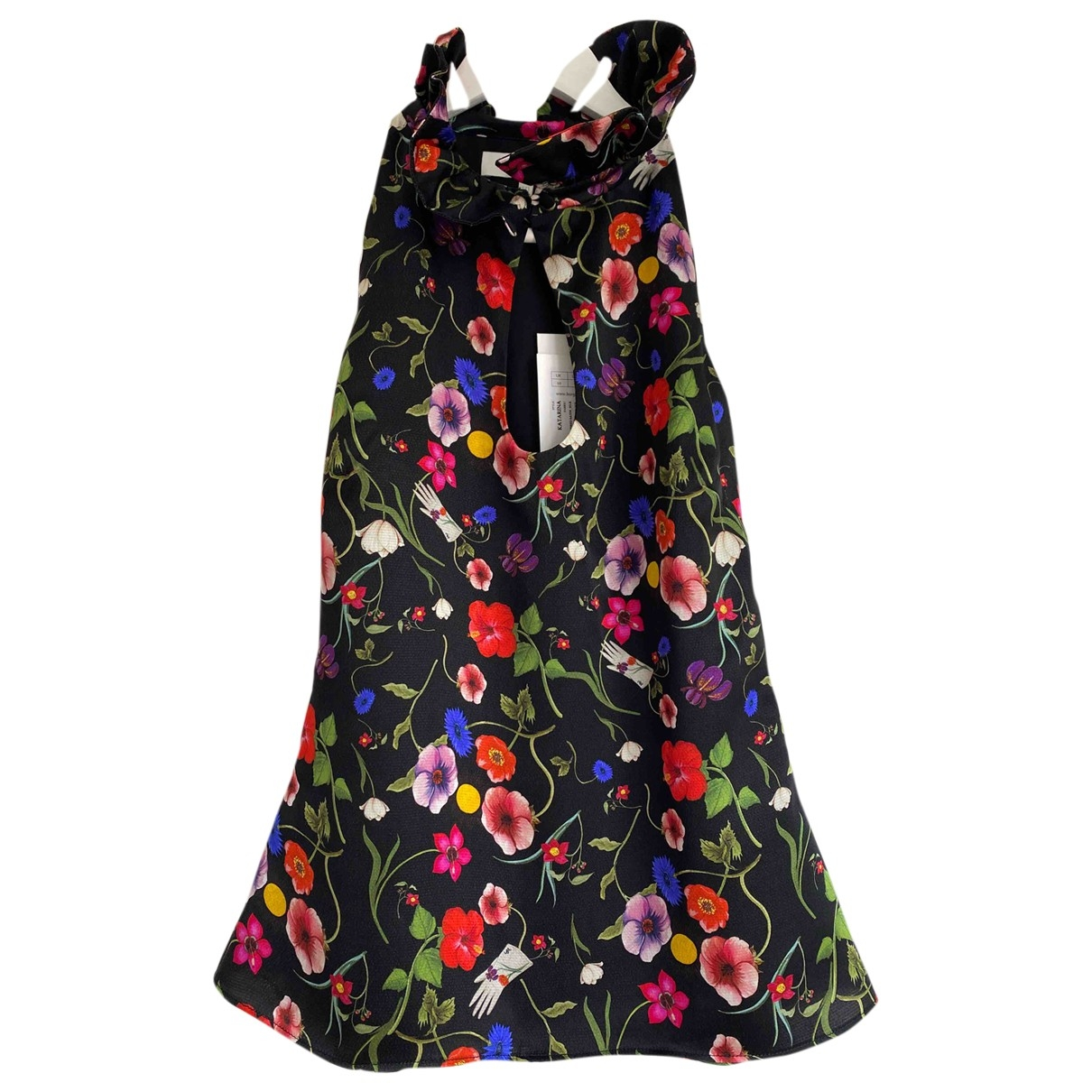 Borgo De Nor \N Multicolour Silk  top for Women 10 UK