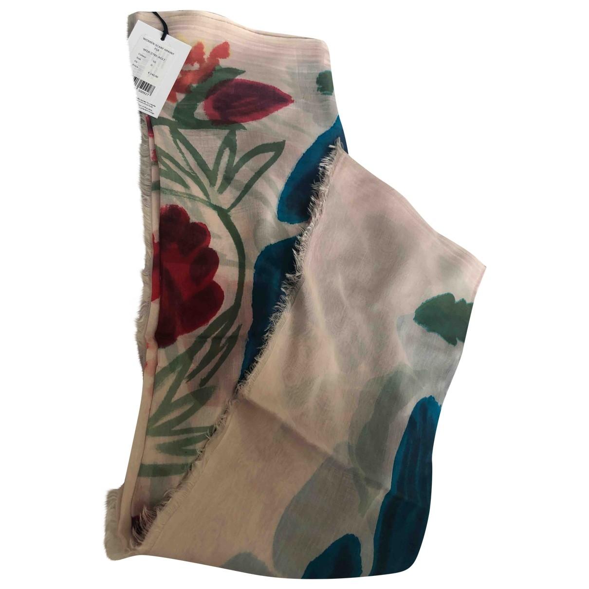 Paul Smith - Foulard   pour femme en soie - multicolore
