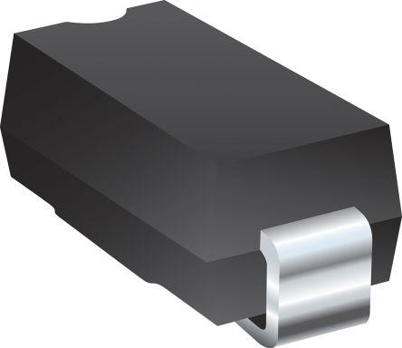 Bourns SMAJ5.0CA, Bi-Directional TVS Diode, 400W, 2-Pin DO-214AC (5000)