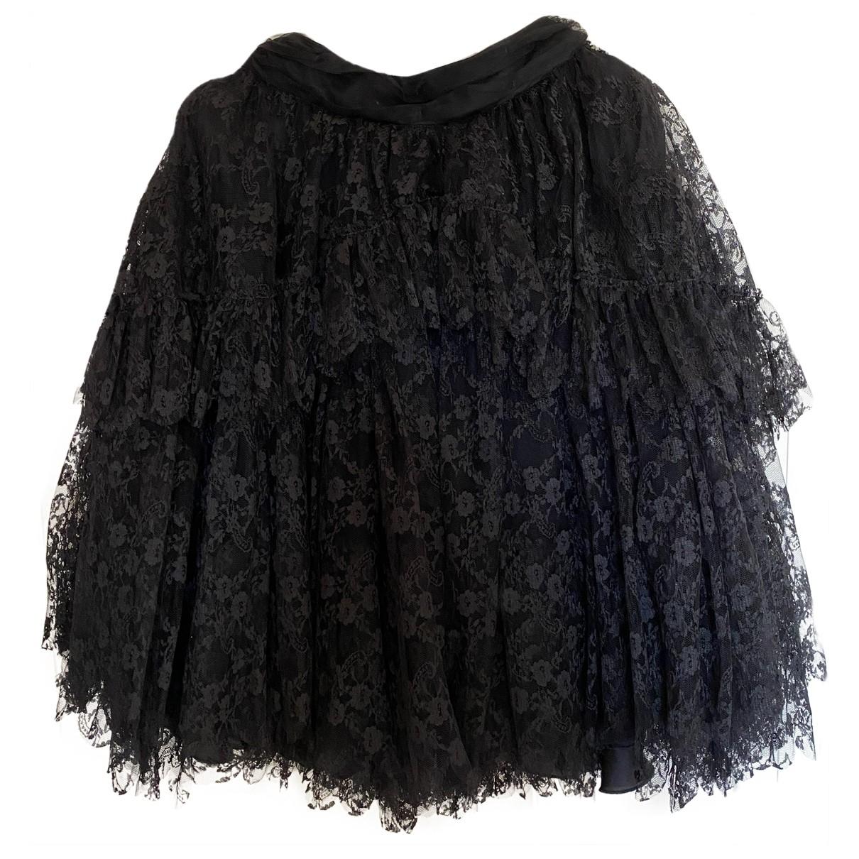 Dsquared2 \N Black skirt for Kids 16 years - M FR
