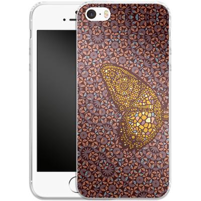 Apple iPhone 5 Silikon Handyhuelle - Metamorphosis von Daniel Martin Diaz