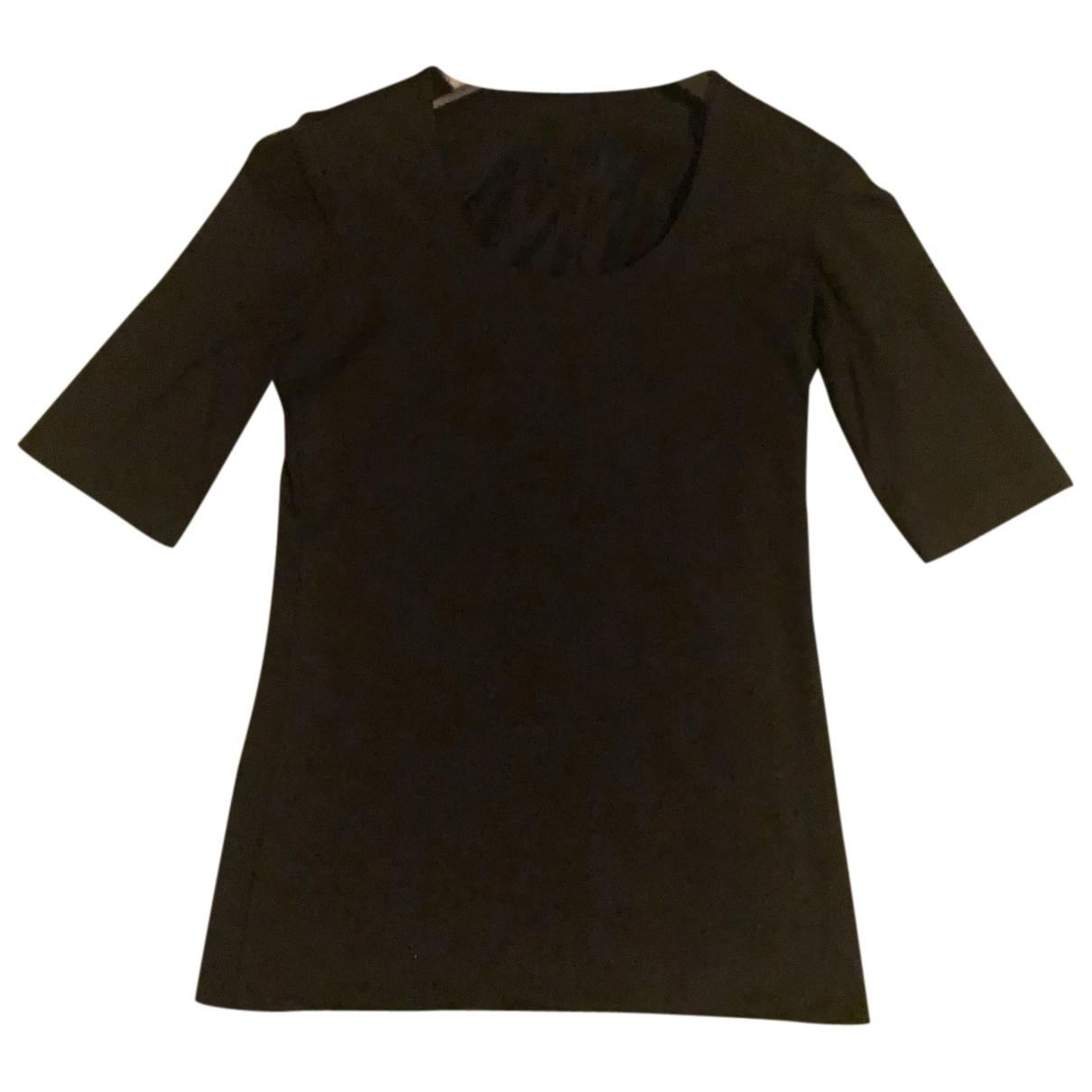 Akris - Top   pour femme en coton - noir