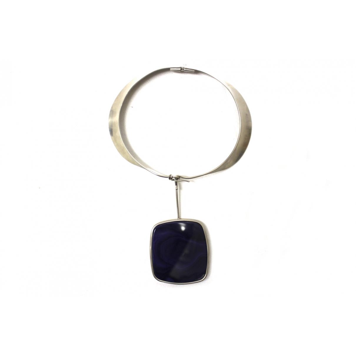 Chanel - Collier   pour femme en autre - violet