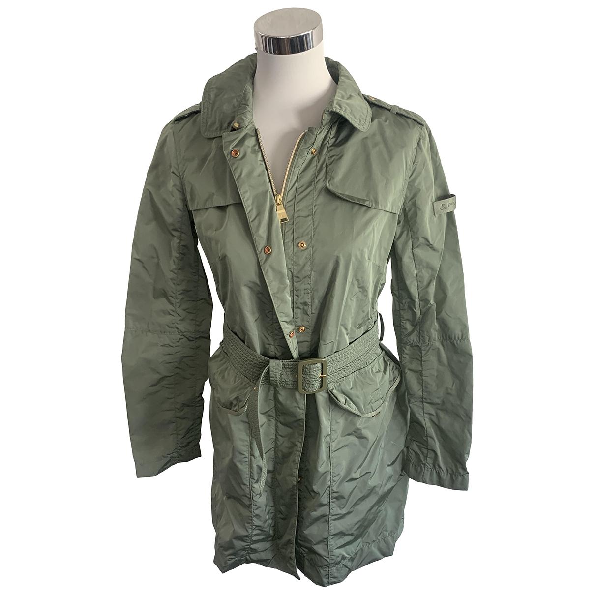 Peuterey \N Green jacket for Women 44 IT