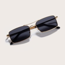 Top Bar Metal Frame Sunglasses