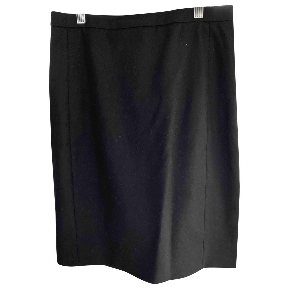 J.crew - Jupe   pour femme en coton - noir