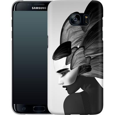 Samsung Galaxy S7 Edge Smartphone Huelle - Lady D von Mark Ashkenazi
