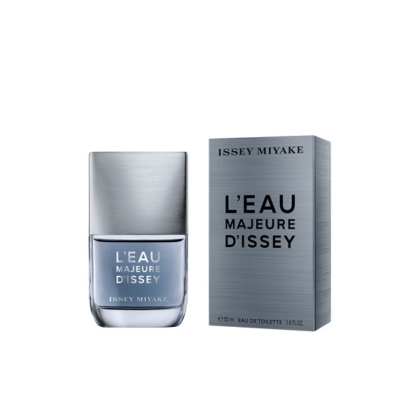 LEau Majeure dIssey - Issey Miyake Eau de Toilette Spray 50 ML