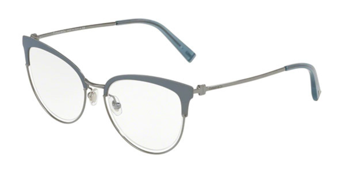 Tiffany & Co. TF1132 6134 Women's Glasses Blue Size 51 - Free Lenses - HSA/FSA Insurance - Blue Light Block Available
