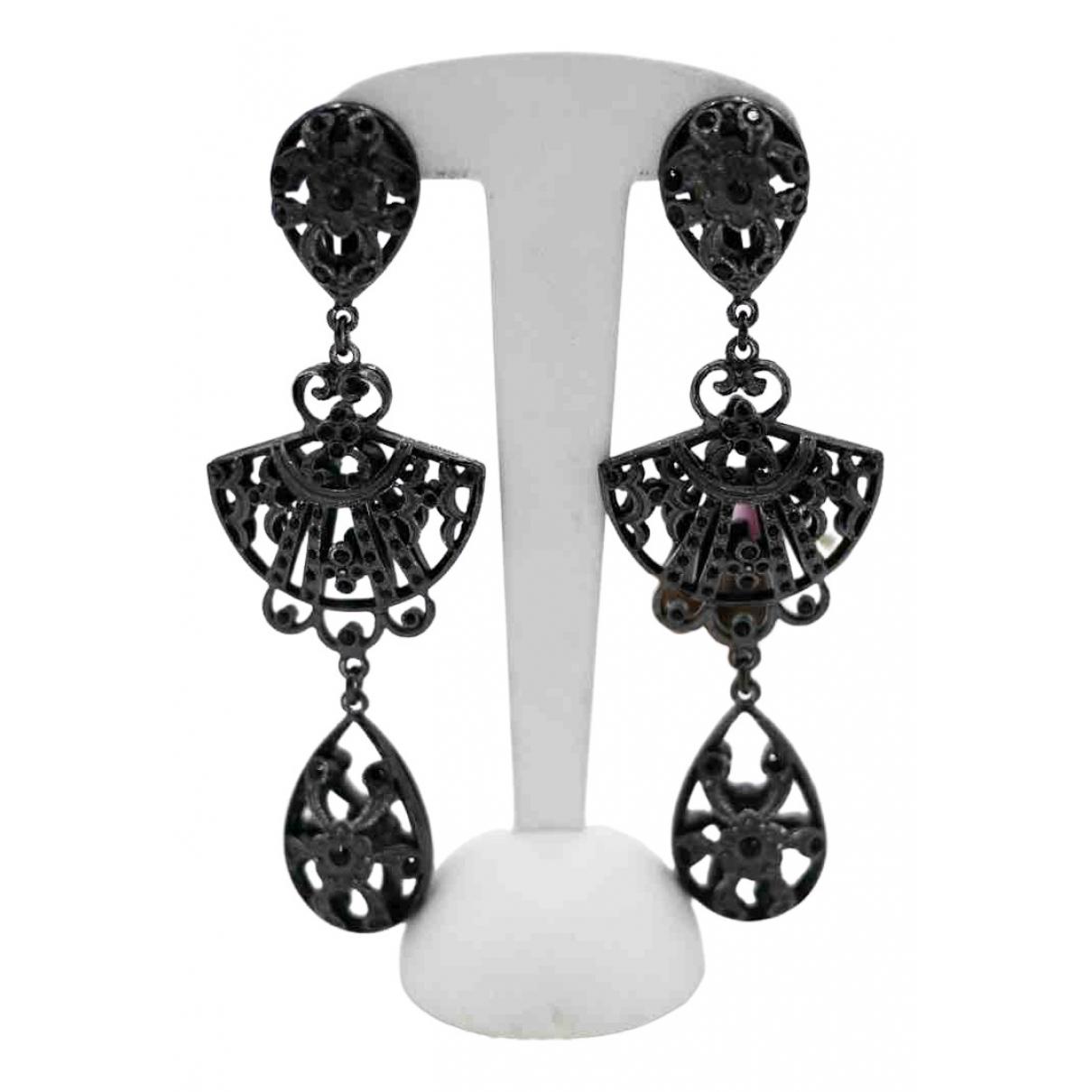 Dior \N Metal Earrings for Women \N