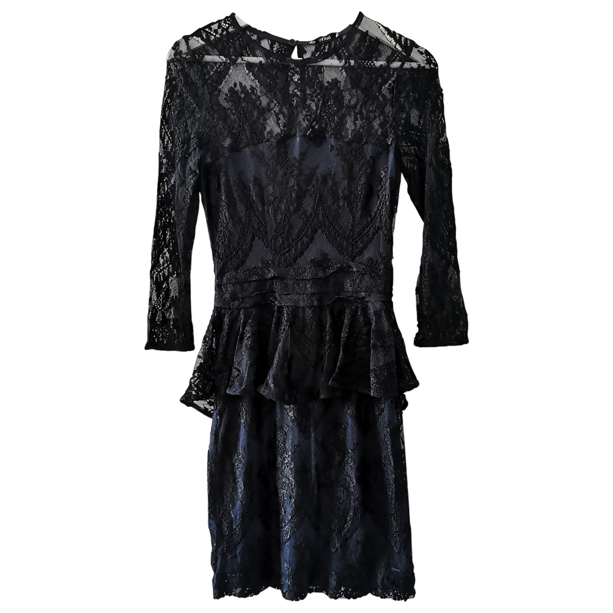 Ganni N Black dress for Women XS International