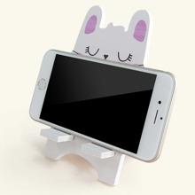 Soporte de celular con dibujos animados