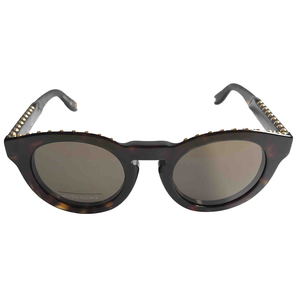 Givenchy \N Brown Sunglasses for Women \N