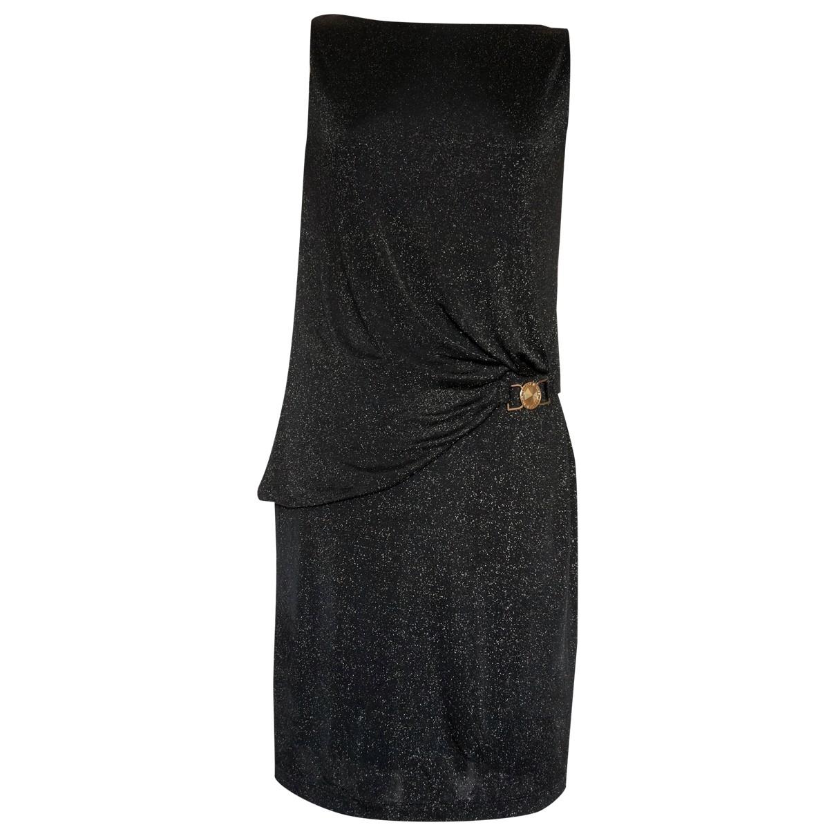 Vestido midi Versace Jeans