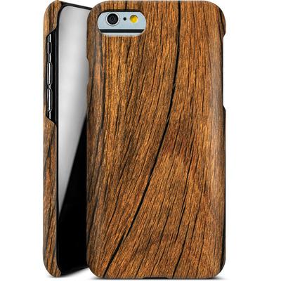 Apple iPhone 6s Smartphone Huelle - Wood von caseable Designs