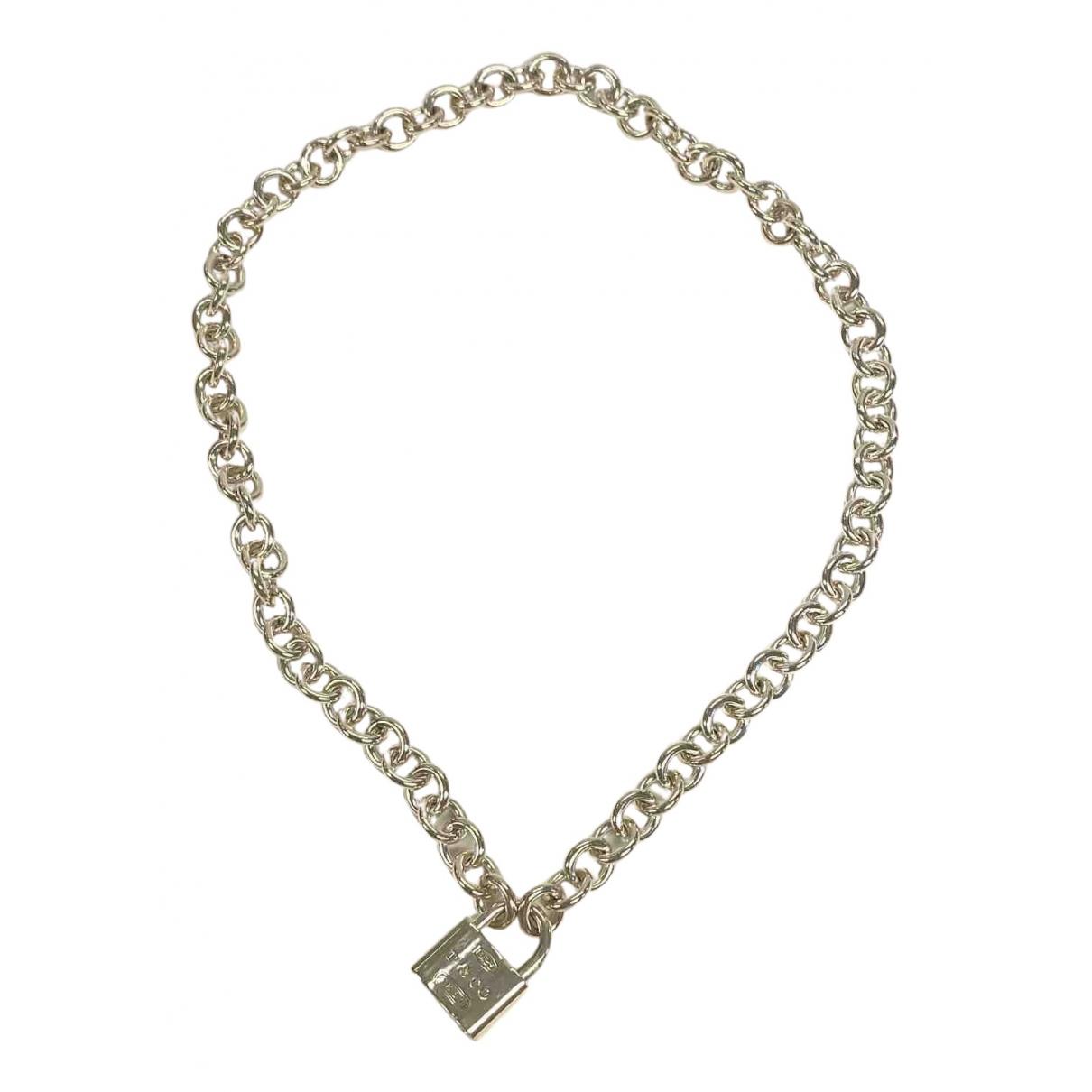 Tiffany & Co Tiffany 1837 Silver Silver necklace for Women N