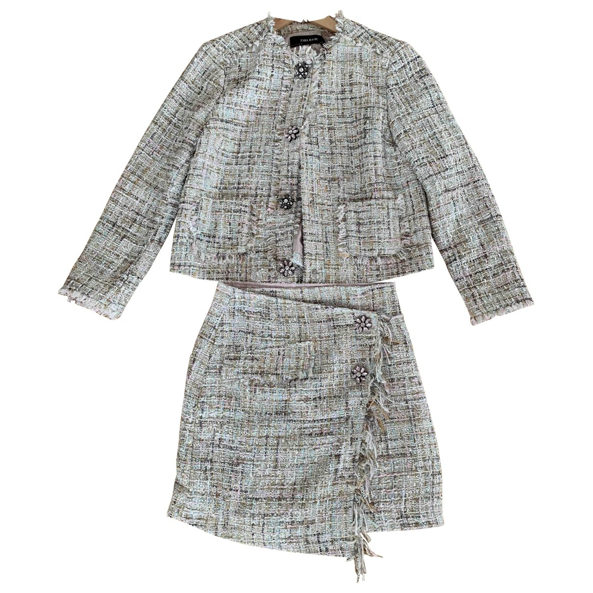 Zara \N Multicolour Cotton dress for Women S International
