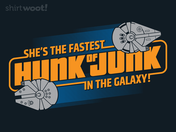 Hunk Of Junk T Shirt