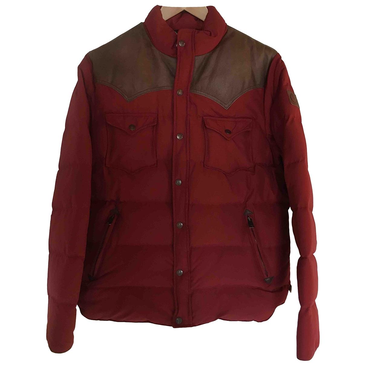 Penfield \N Jacke in  Rot Synthetik