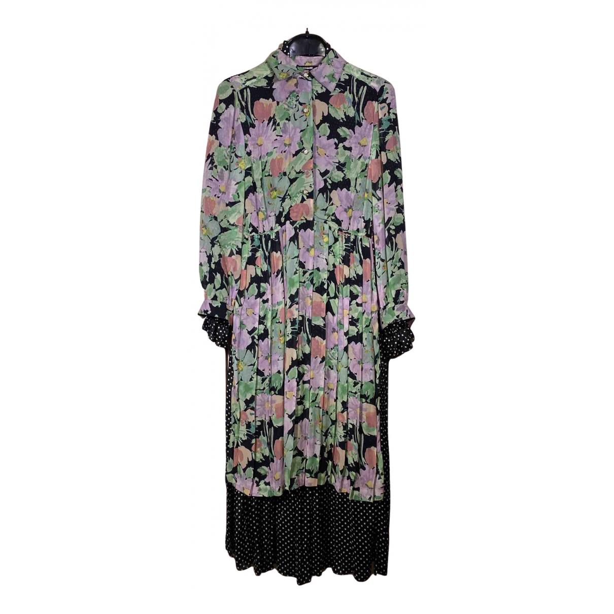Junya Watanabe \N Kleid in  Bunt Polyester