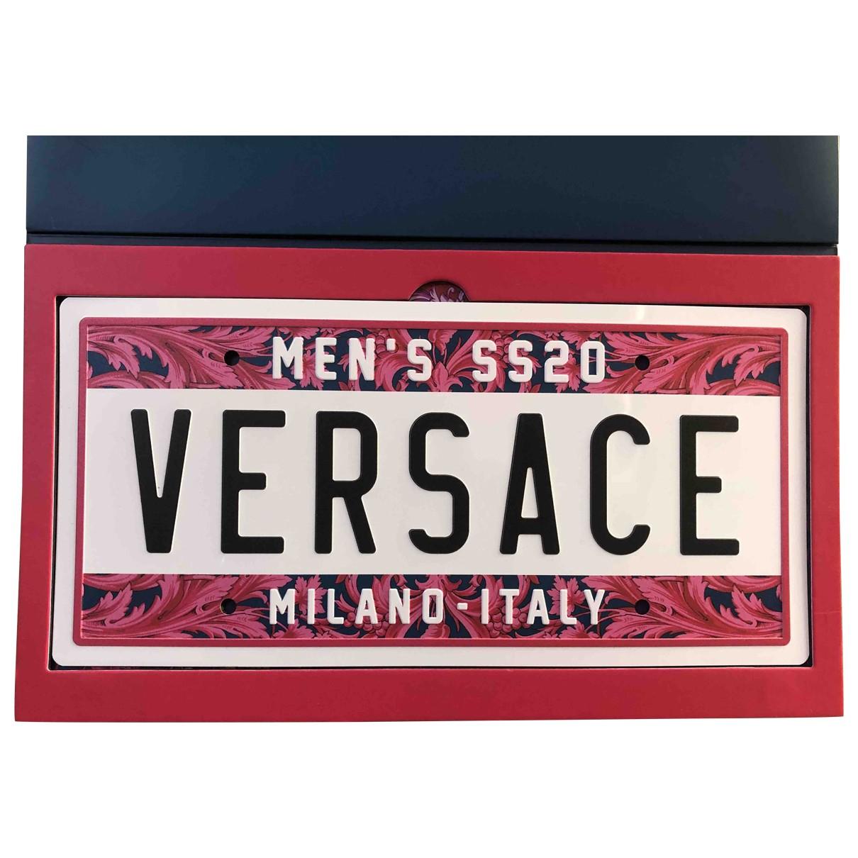 Versace - Objets & Deco   pour lifestyle en metal - multicolore