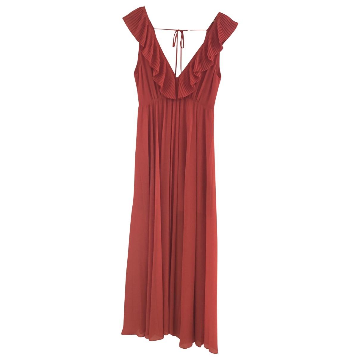 Maxi vestido Zara