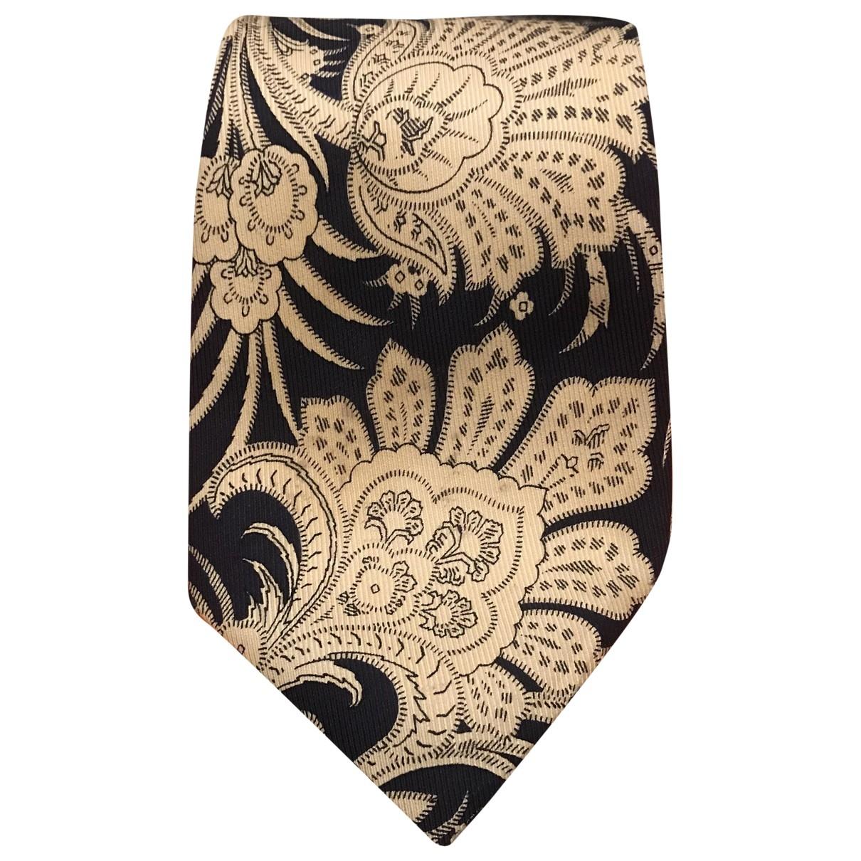 Kenzo \N Krawatten in  Weiss Baumwolle