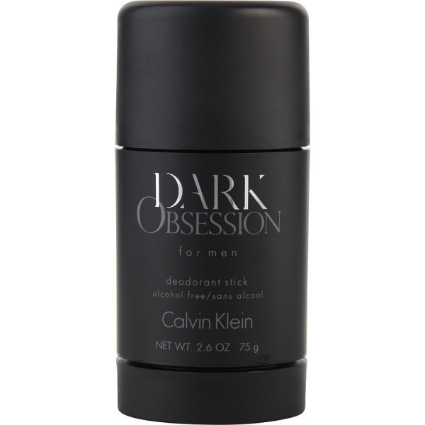 Calvin Klein - Dark Obsession : Deodorant Stick 2.5 Oz / 75 ml