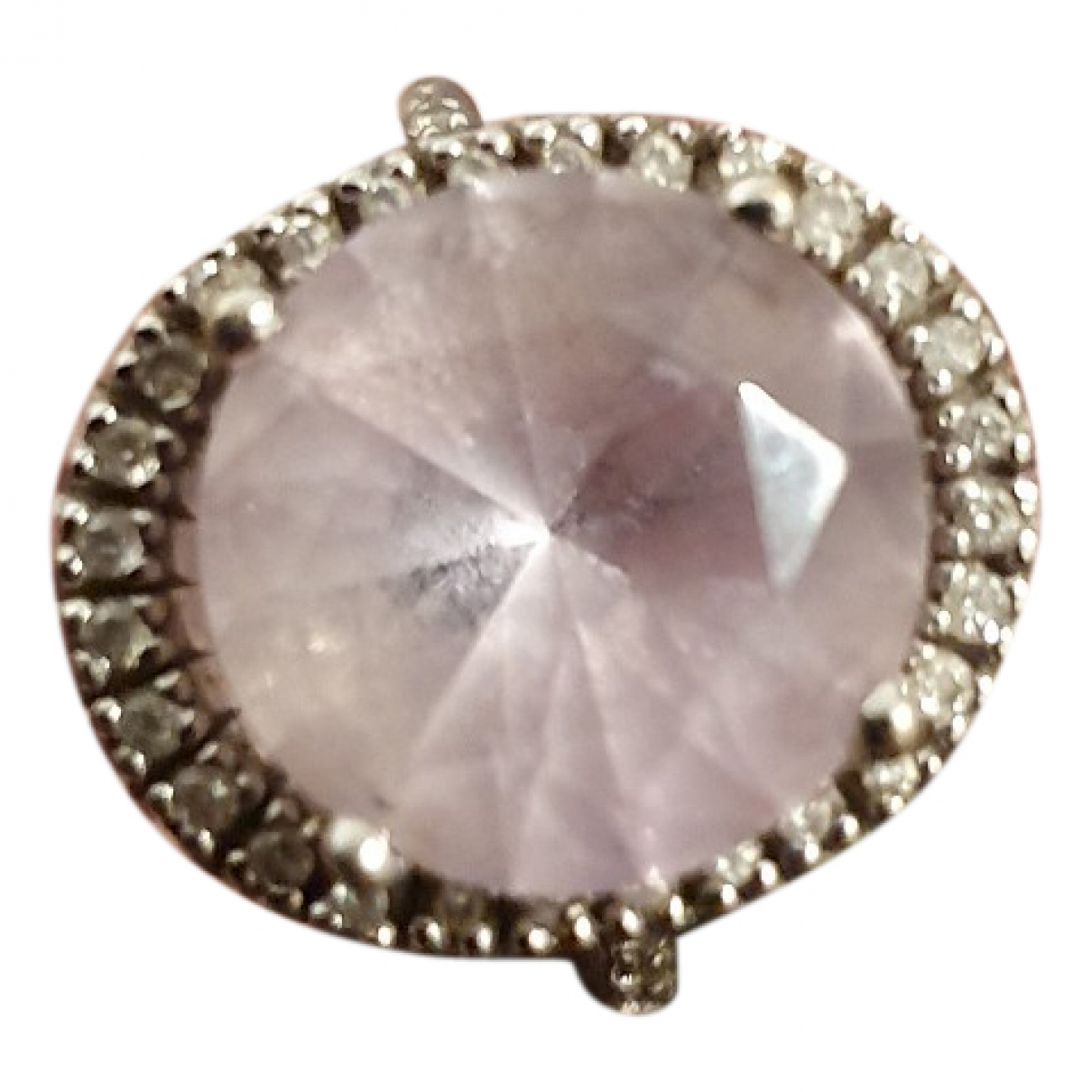 Mauboussin \N Ring in  Rosa Weissgold