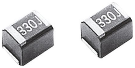 TDK , 1812 (4532M) Wire-wound SMD Inductor 33 μH ±5% Wire-Wound 160mA Idc Q:50 (10)
