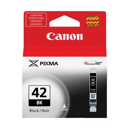 Canon CLI-42BK reservoir encre noir originale (6384B002)