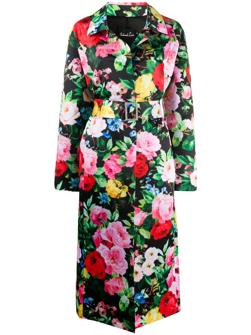 Mac Flower Print Dress