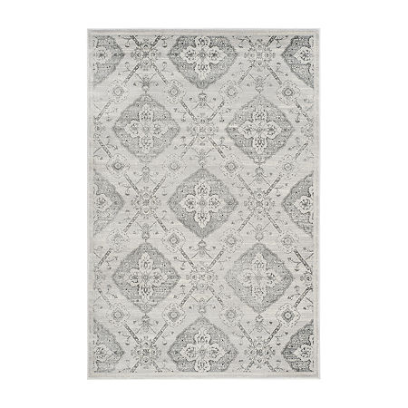 Safavieh Carnegie Collection Sheila Floral Area Rug, One Size , Multiple Colors